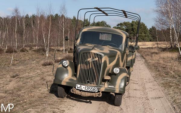 Opel Blitz & 20mm Flak 38