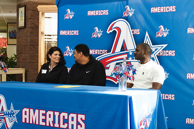 Americas High School National Signing Day