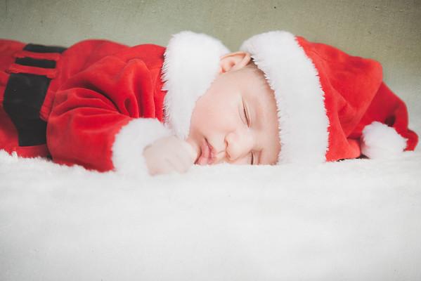 Baby Santa's