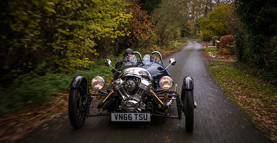 Holy Trinity - Morgan 3Wheeler - MOG magazine
