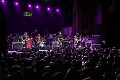 NOFX live at UC Theatre April 12,2016