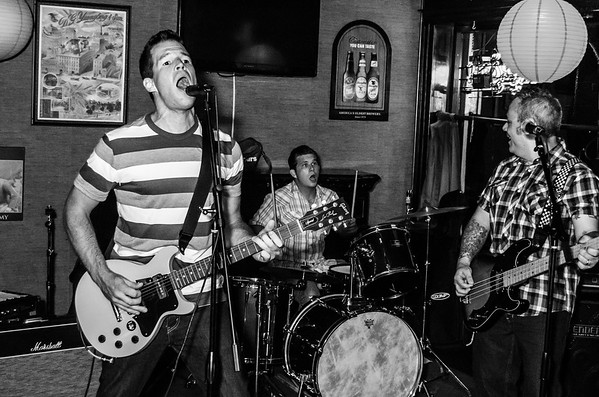 Scovilles/Improbables/The Victims (NYC)/The Blessed Muthas 7/7/12
