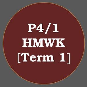 P4/1 HMWK T1