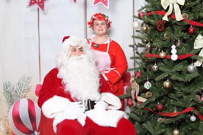 Home Depot Santa 2016