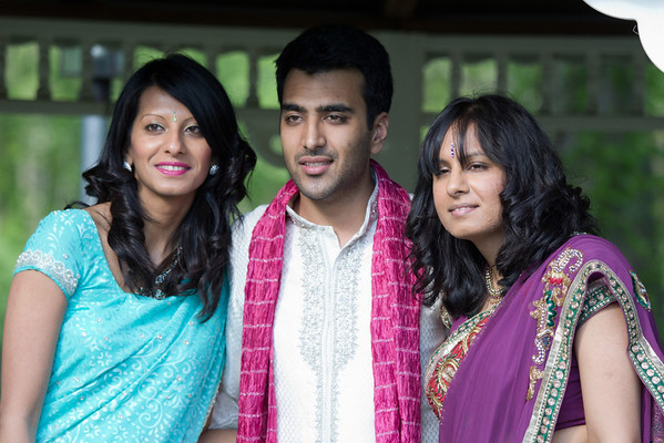 Roshni and Shyam Engagement