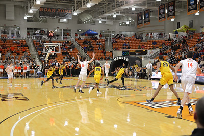 2019 Men's Basketball vs. Kennesaw State,  Lauren Talley play-by-play commentary