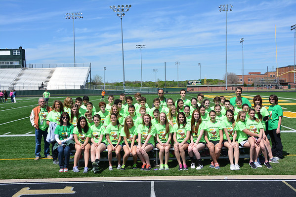 2014 Laps for Legacy