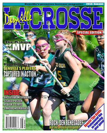 2014 Lacrosse Magazine Stand