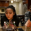 2018-01-22 Elise 17th Birthday V(15) Cake Caleb