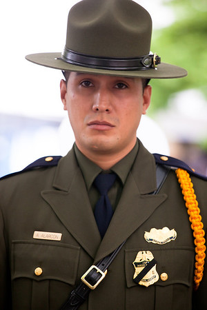 Police Week - Ninth Annual Steve Young Honor Guard Competition (2011)
