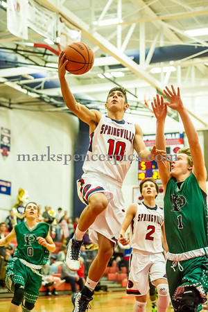 Basketball SHS vs Payson 2-2-2016