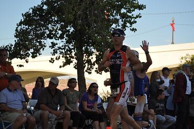 Ironman Arizona 2011- Run2