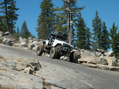 Rubicon Trail August 2018