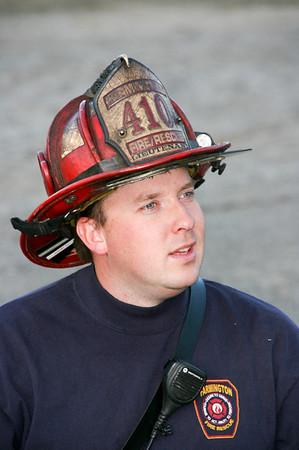 April Fire Training - Pumps - April 20th, 2010