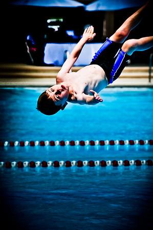 CCSL Diving Finals - 07/15/2011