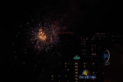 New Year's Fireworks 2020