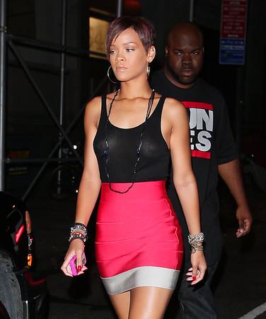 2008-07-30 - SJP and Rihanna