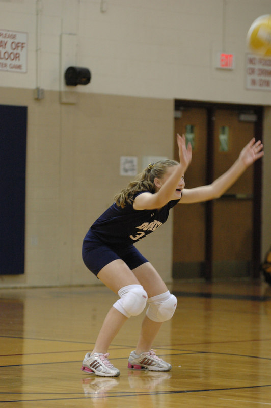 Volley Ball Game vs Faubion