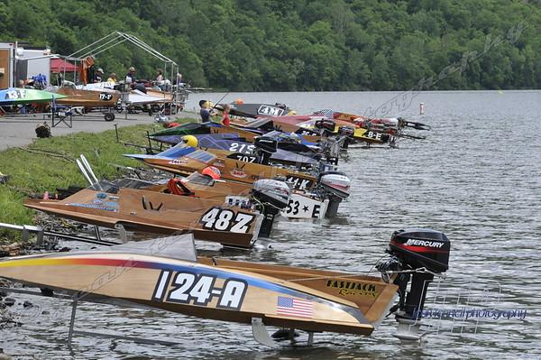 Travis Pond Memorial Race - Hinton, WV 2012