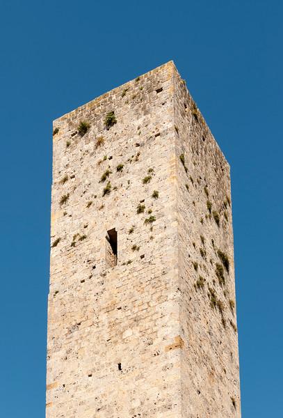 Cugnanesi Tower, San Gimignano, Italy