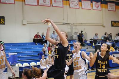 Girls basketball 2011-2012