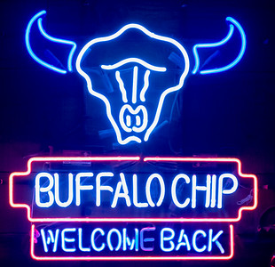 Tom Wagner Buffalo Chip 22 April 2017