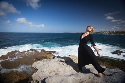 Aimee Pedersen - Bondi Rocks 2016