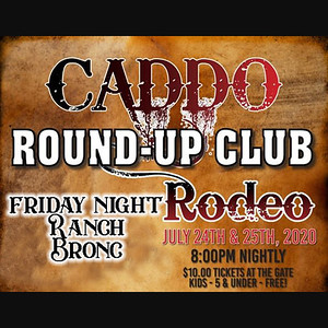Friday Night Ranch Bronc