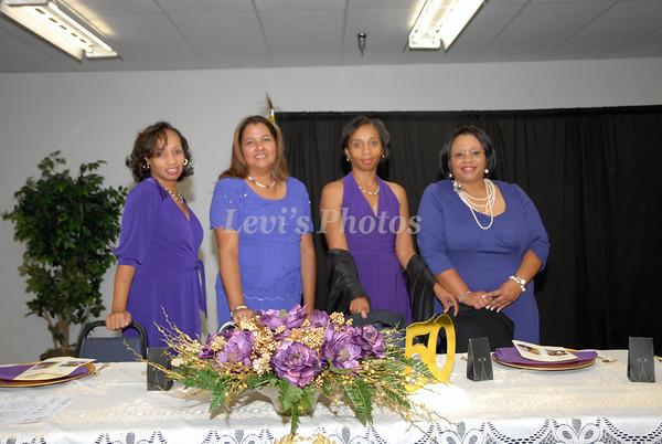 Pastor & Mrs. Floyd Wilson 50th