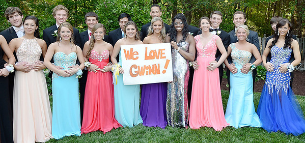 Mauldin Prom, More Pictures Posted