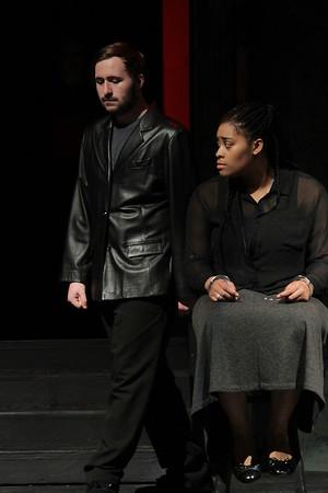 Antigone - Feb. 2017 Theatre