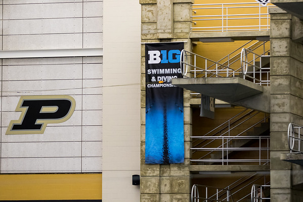 Men's  Big Ten Championships 2016