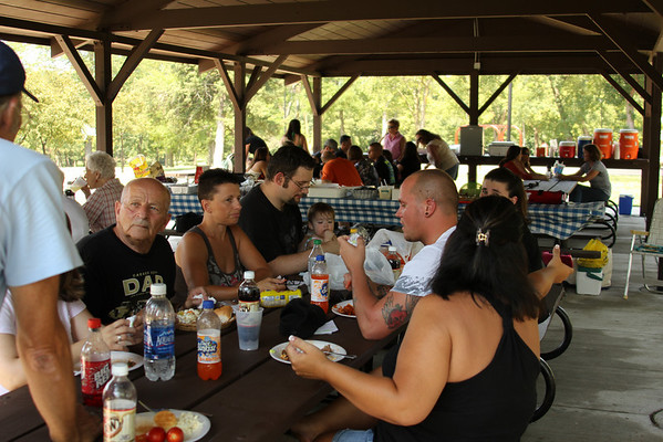 2010 Gossard Family Reunion