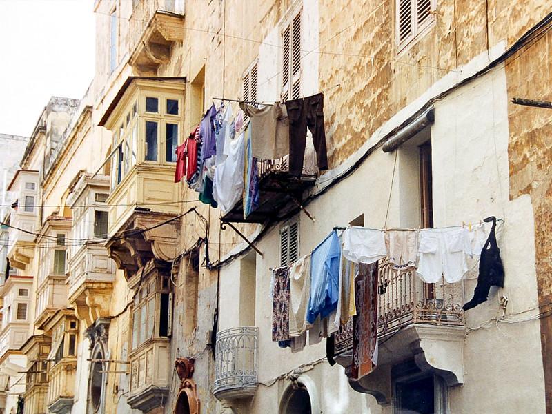 Maltese Back Steet