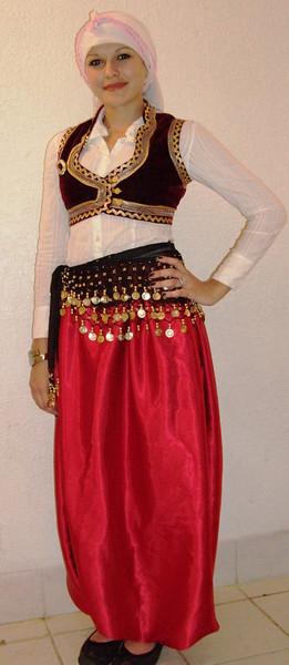 Anela Perviz is KUD SEVDAH member since 2007. She was born in Cazin, Bosnia and Herzegovina.