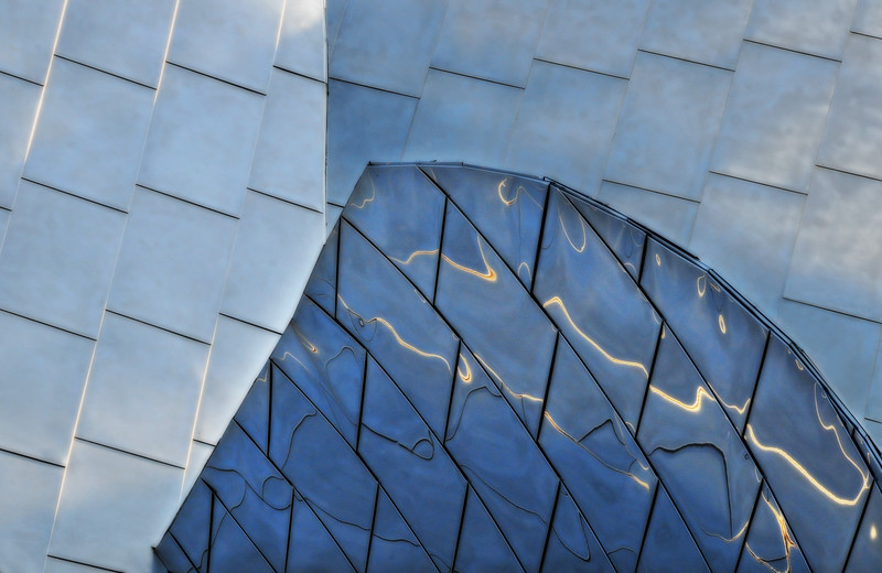 Disney Concert Hall, architecture, design