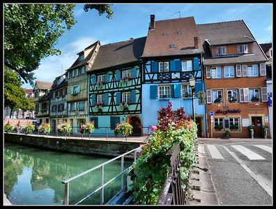Colmar  (Alsace):  part 1