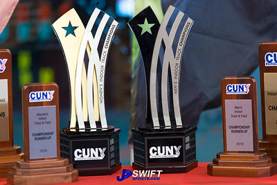 CUNY Indoor Track and Field Championships (2.25.18)