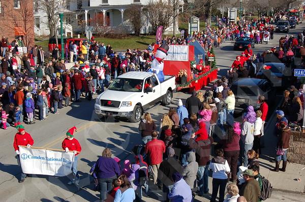 Ellsworth Holiday Parade