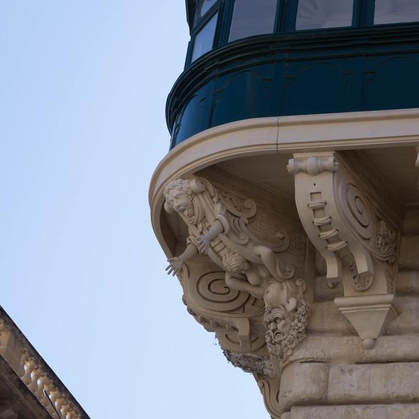 Valletta Gargoyle