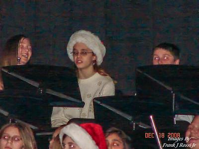 12-18-2008 Hillcrest Intermediate School Band Concert