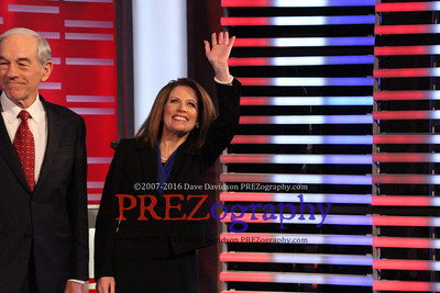 Michele Bachmann at Drake Debate