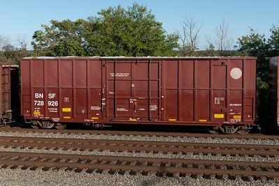 BNSF - BNSF Railway