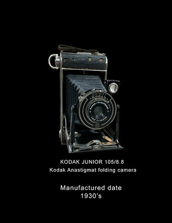 Kodak junior 620 Anastigmat Camera  - 1930's