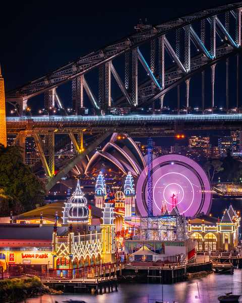 Playground of Light || Sydney