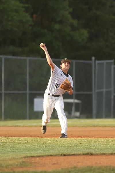 Louisa vs. Monticello baseball 2015