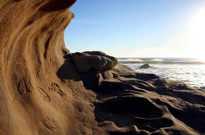Jenn's Sunset Cliffs