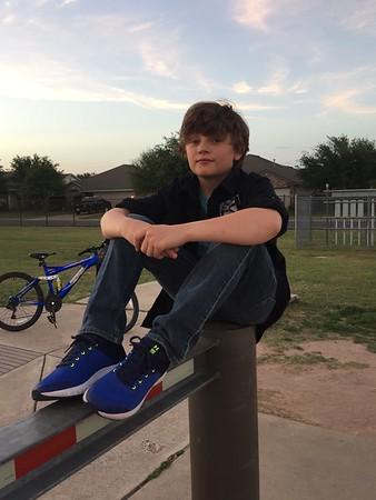 Jonah - Age 11