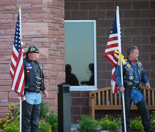 WWII Veterans Send Off September 2009