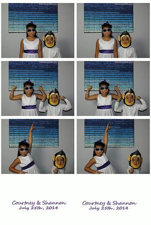 7.26.14 Courtney + Shannon Moch